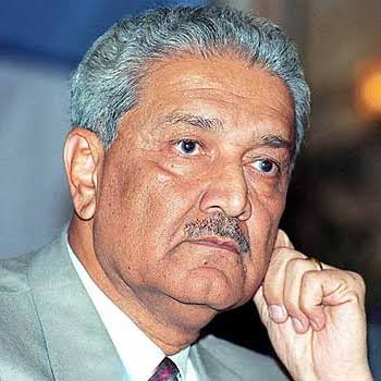 Read more about the article Nuclear scientist Dr Abdul Kadir Khan has died at the age of 85 in Islamabad.